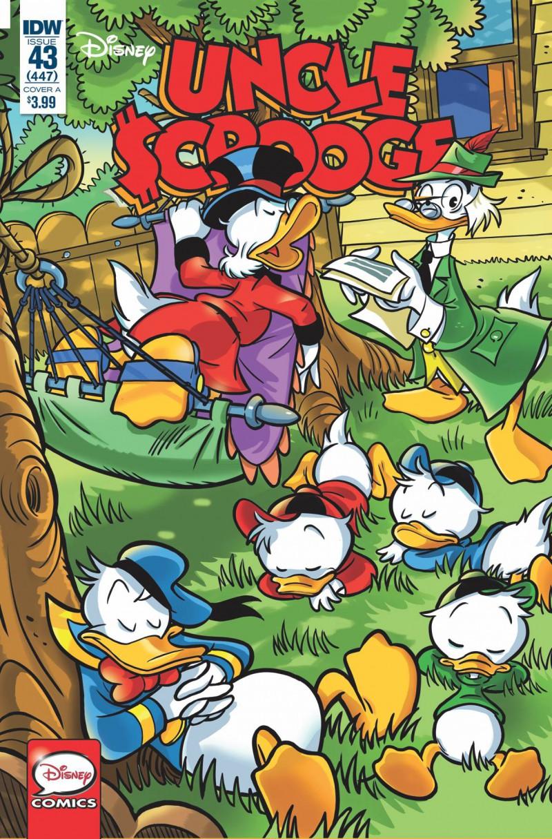 Uncle Scrooge  #43