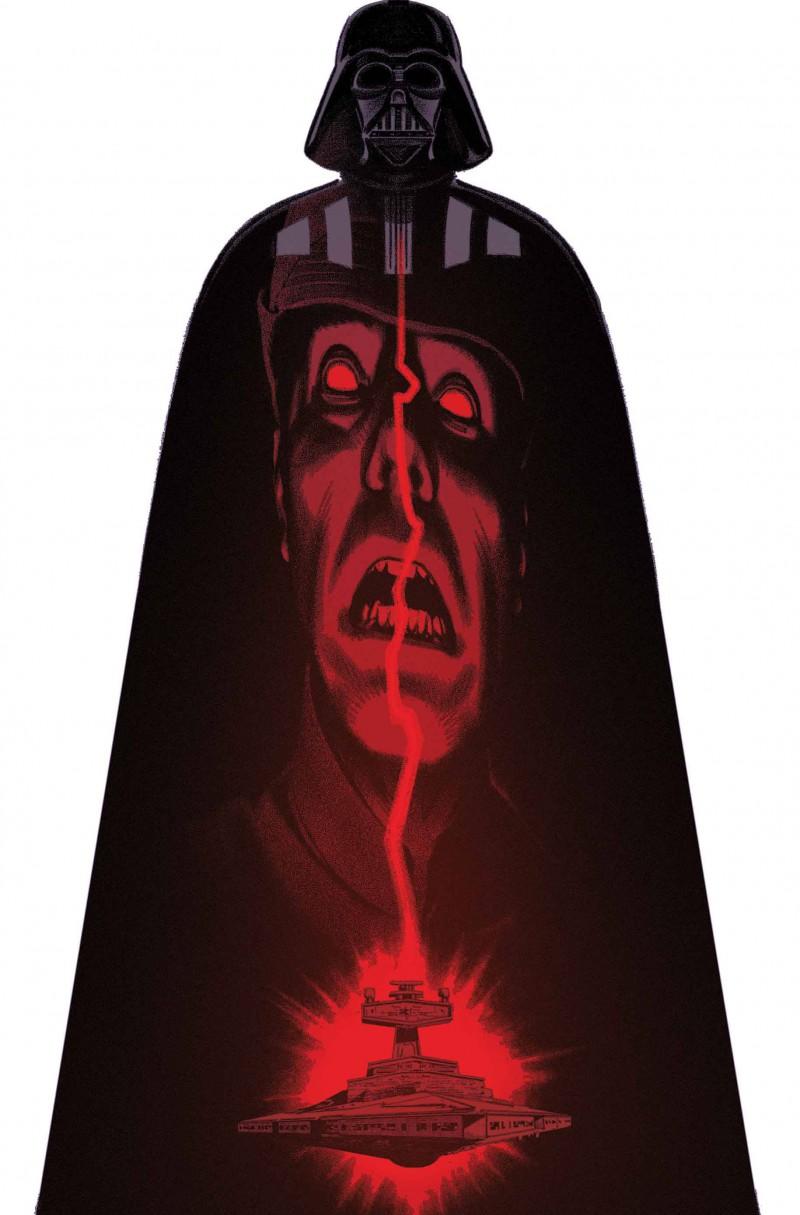 Star Wars Vader Dark Visions #2