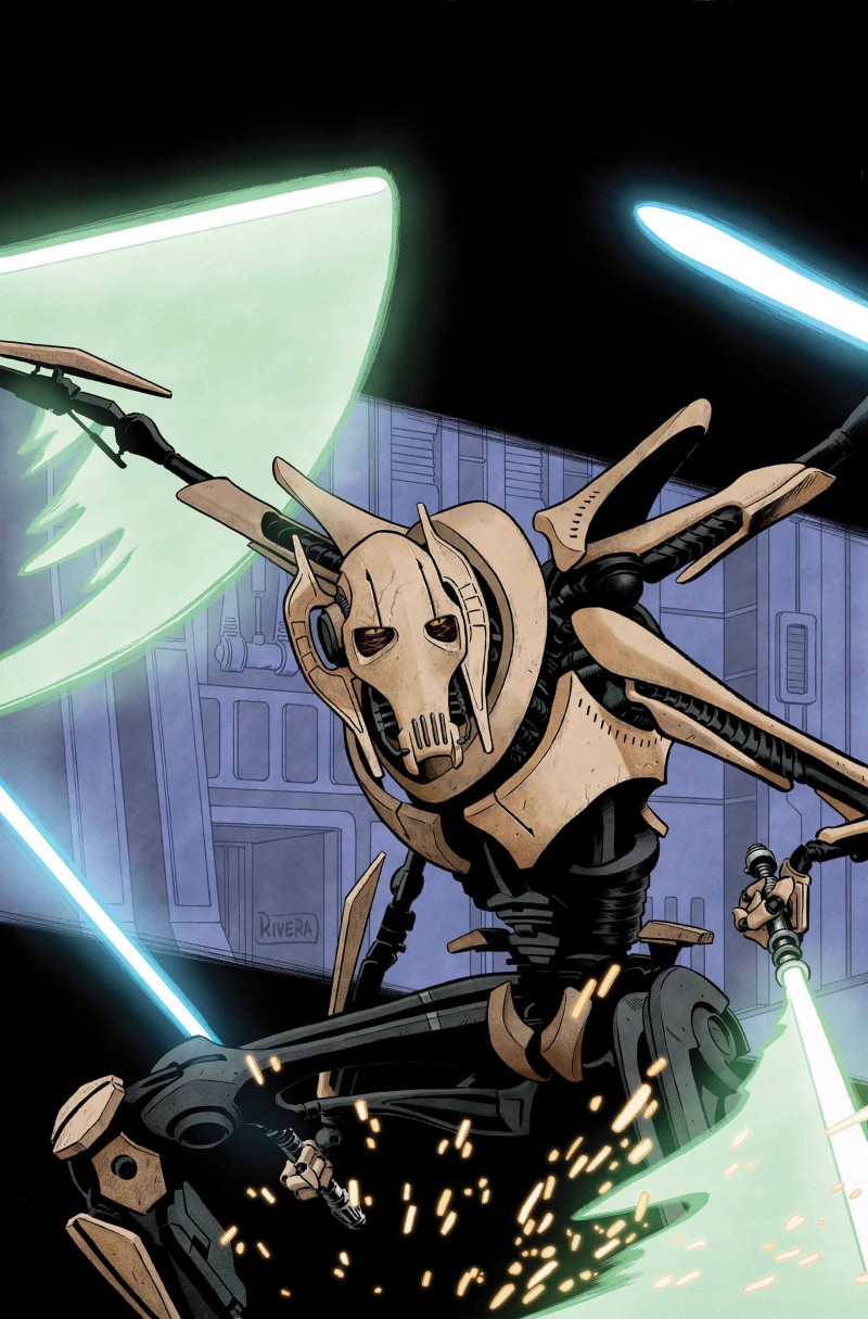 Star Wars Age of Republic One-Shot General Grievous