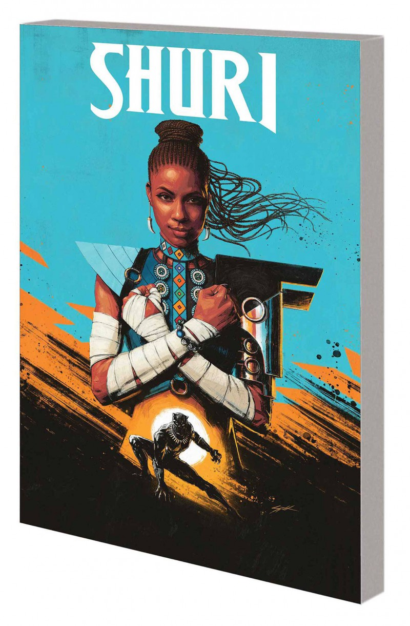 Shuri TP  Search For Black Panther