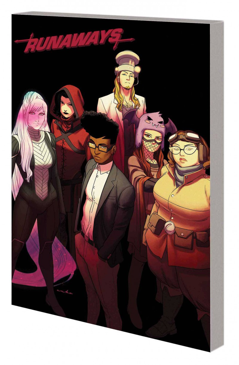 Runaways TP Rowell and Anka  That Was Yesterday