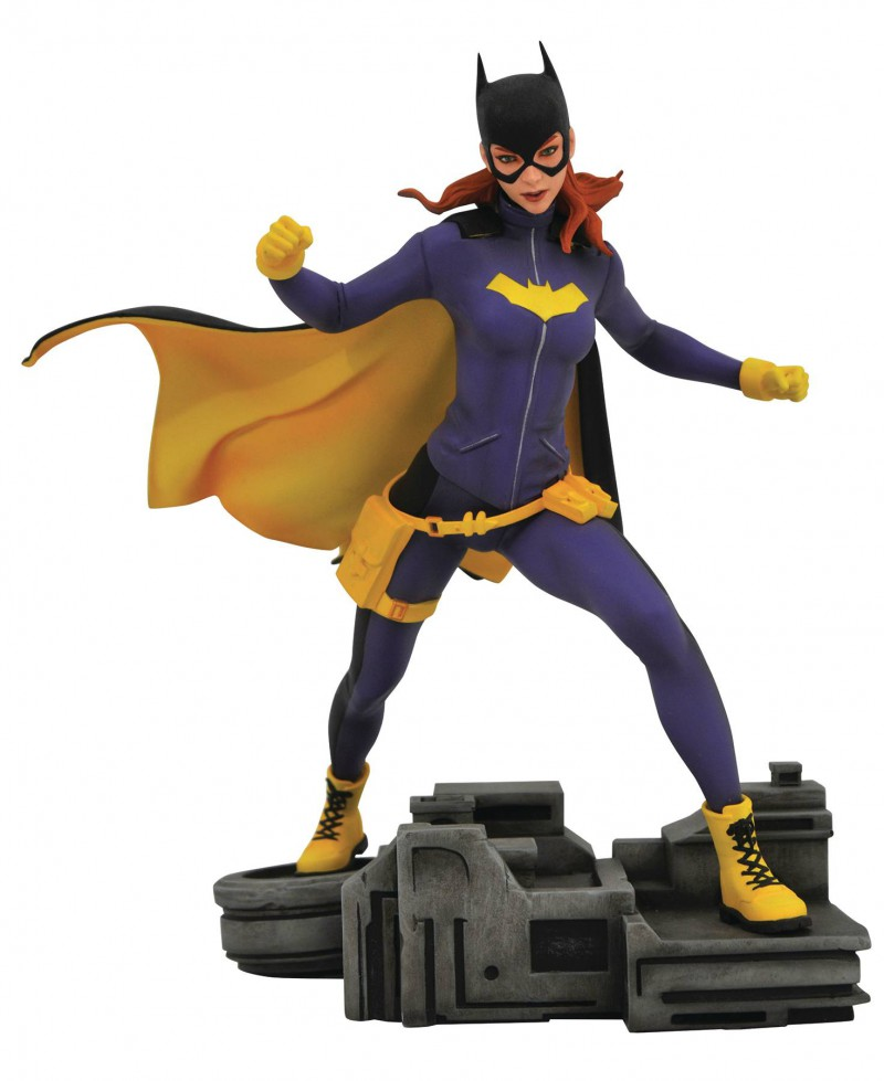 DC Gallery PVC Figure Batgirl Comic Version