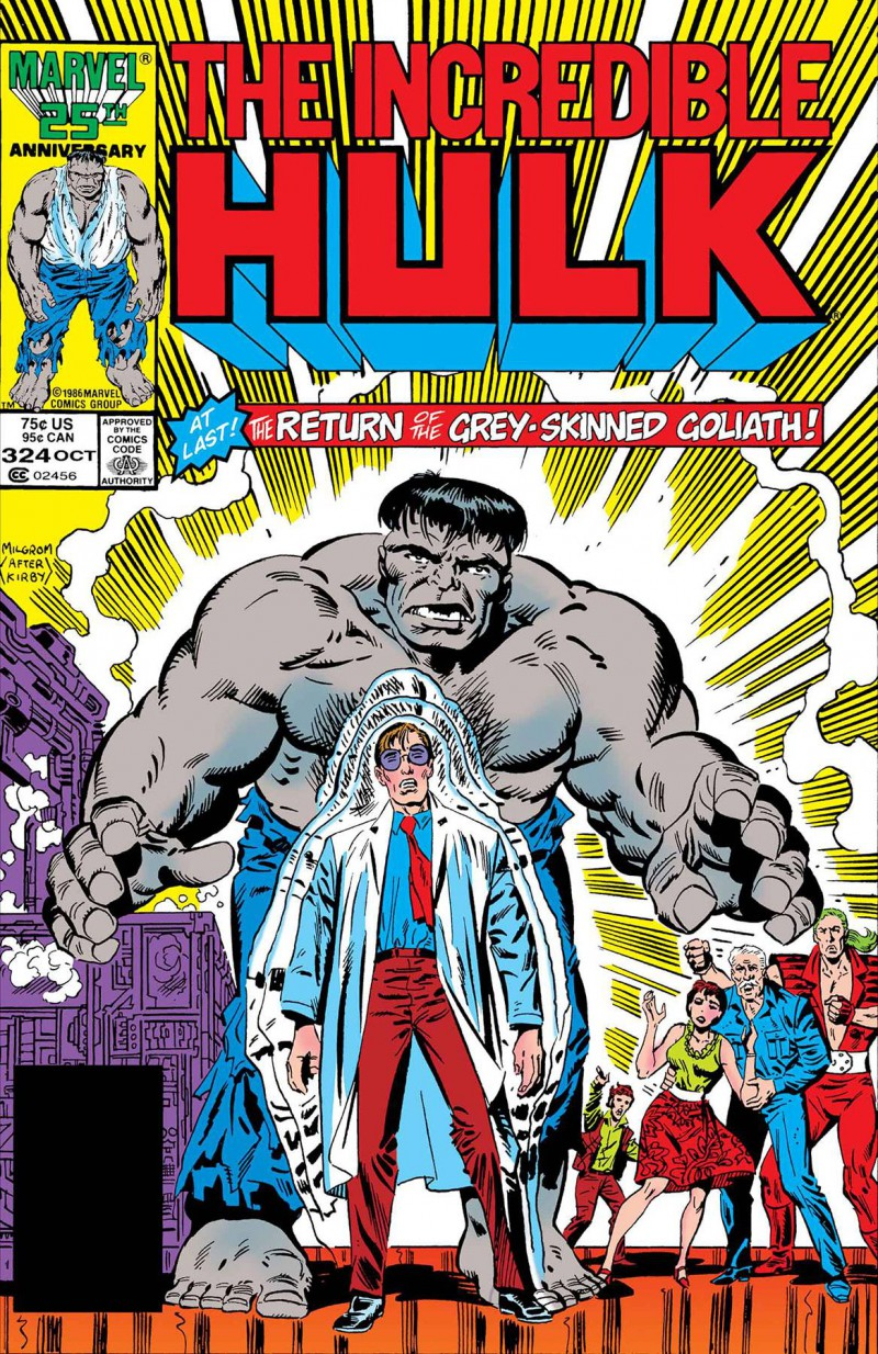True Believers One-Shot Hulk Gray Hulk Returns