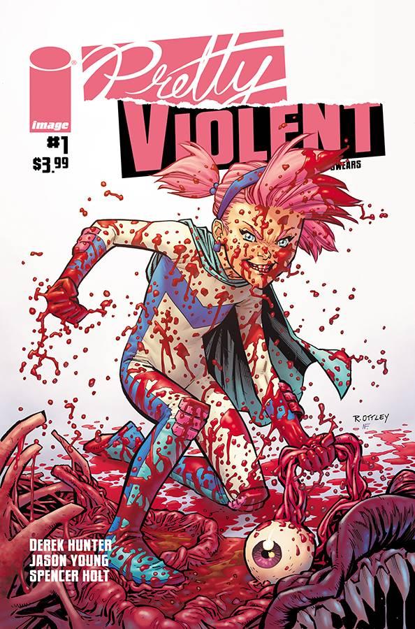Pretty Violent #1 CVR B Ottley