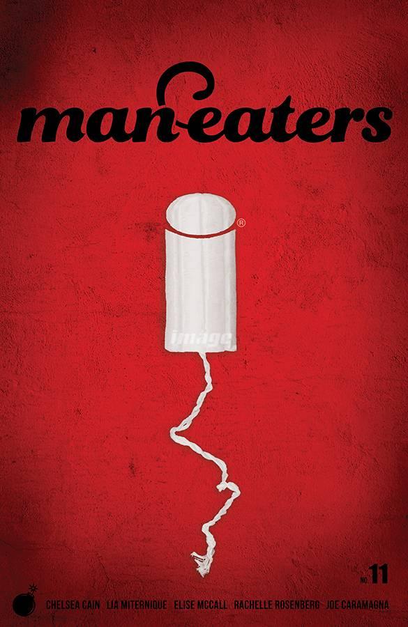 Man-Eaters #11 CVR A