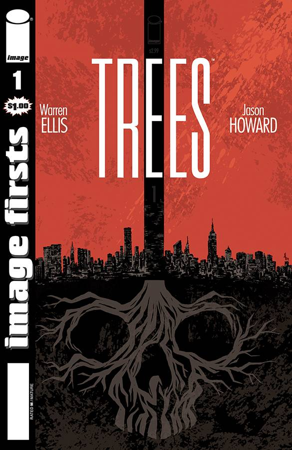 Image Firsts One-Shot Trees