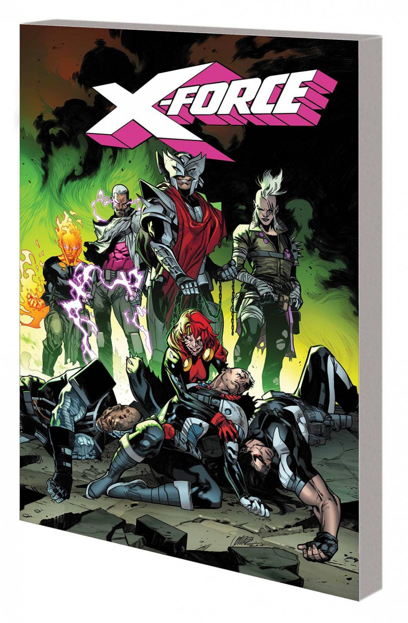 X-Force TP 2018  Counterfeit King