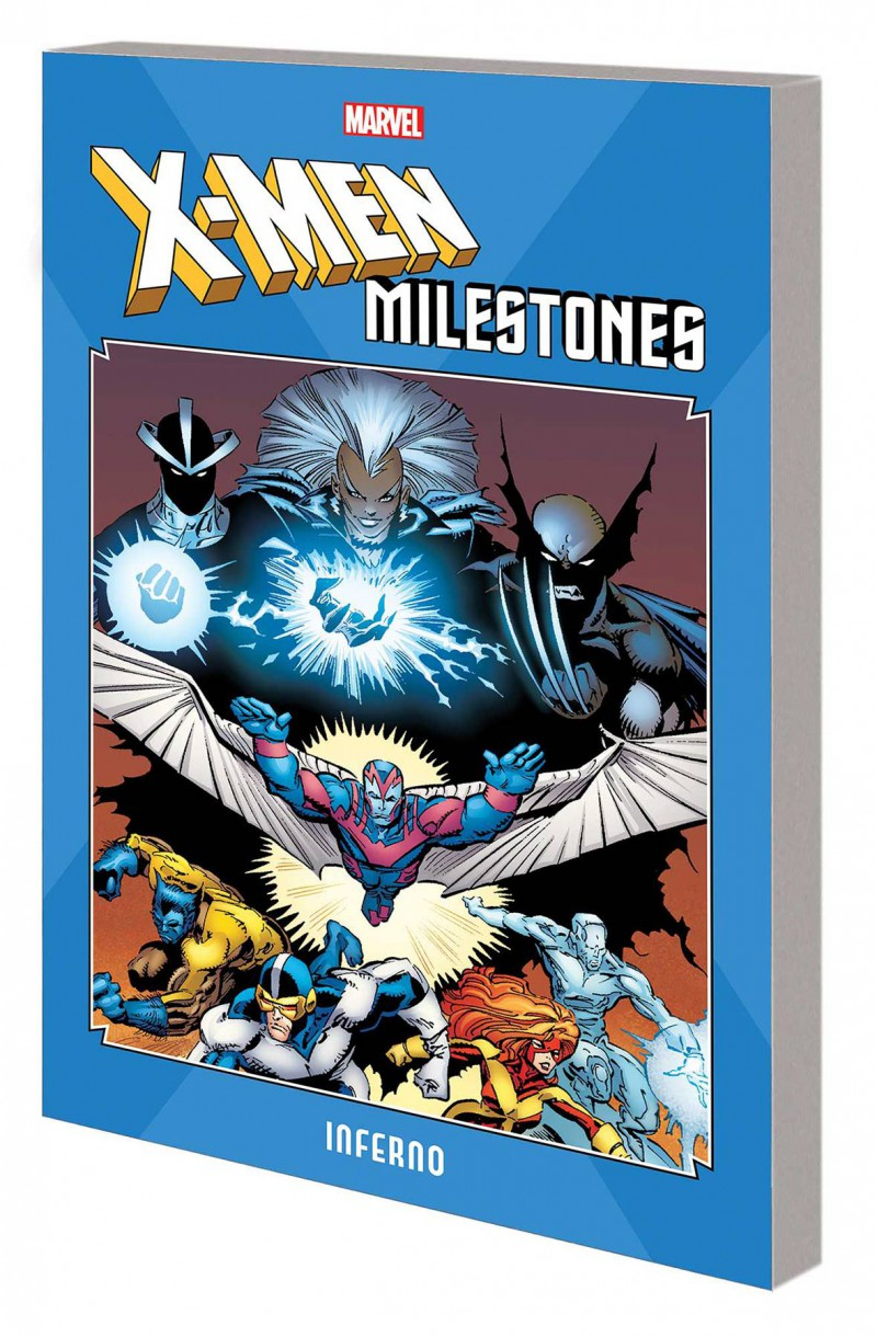 X-Men TP Milestones Inferno