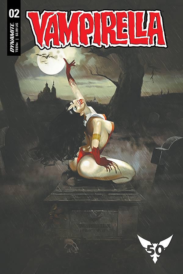 Vampirella  #2 CVR C Dalton