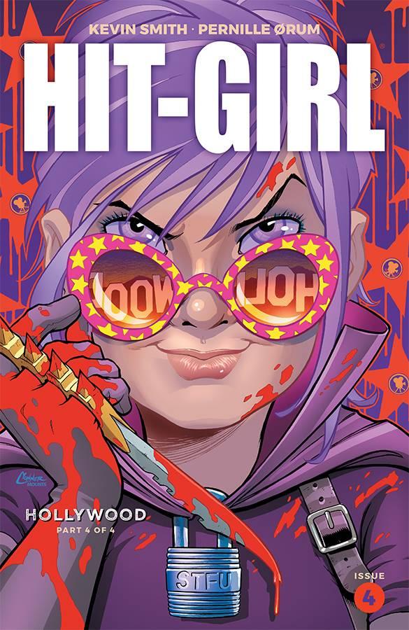 Hit-Girl Season Two #4 CVR C Conner
