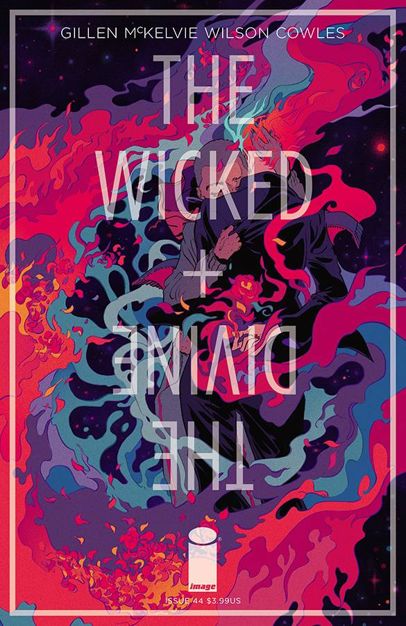Wicked and Divine #44 CVR B Rios and Muerto