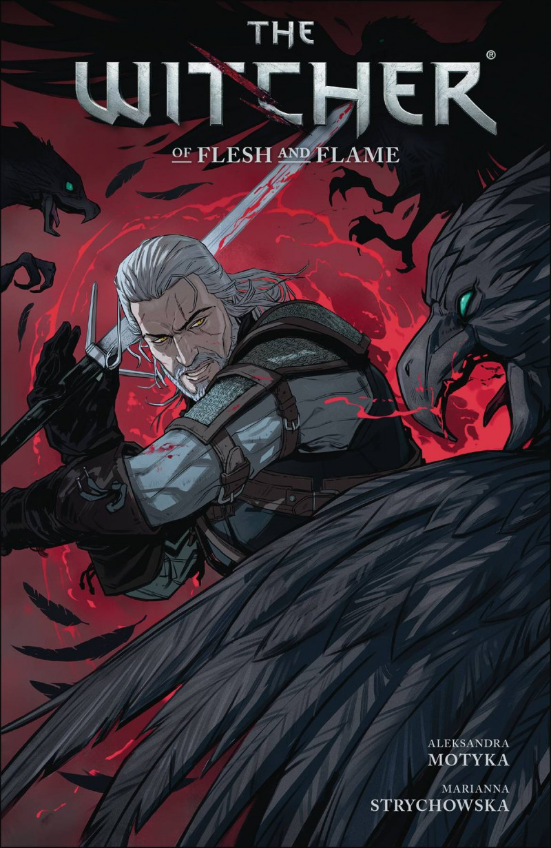 Witcher TP  of Flesh and Flame