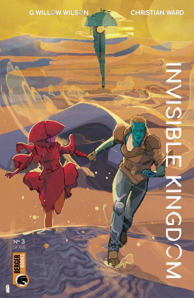Invisible Kingdom #3