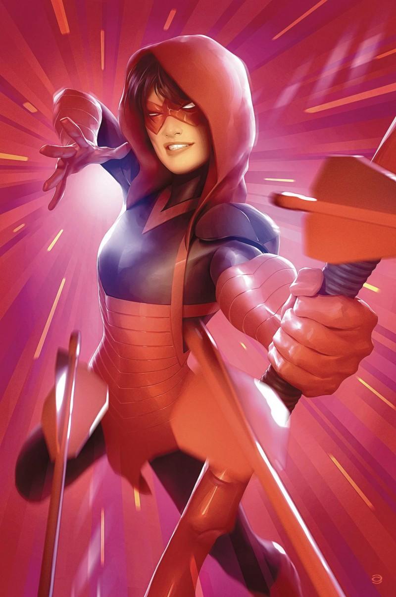 Teen Titans  #30 CVR B