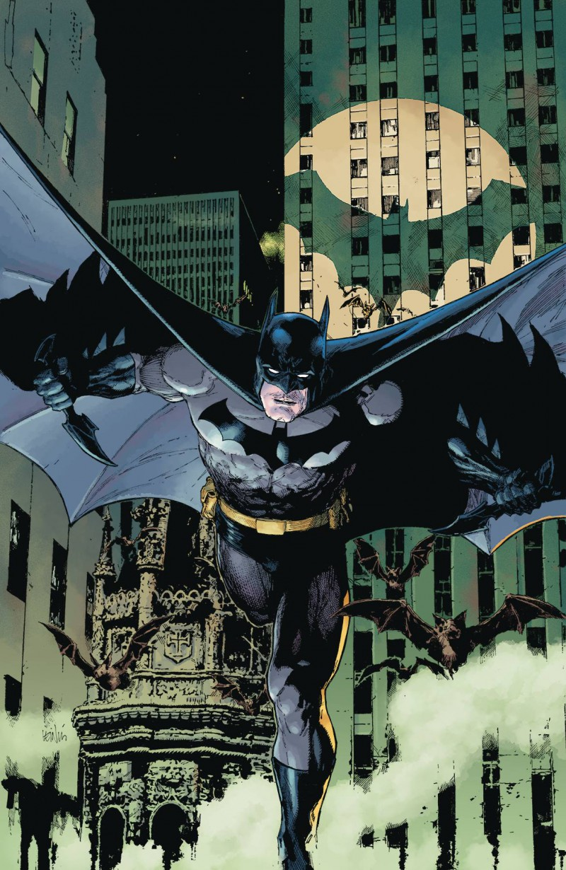 Batman  #70 CVR B