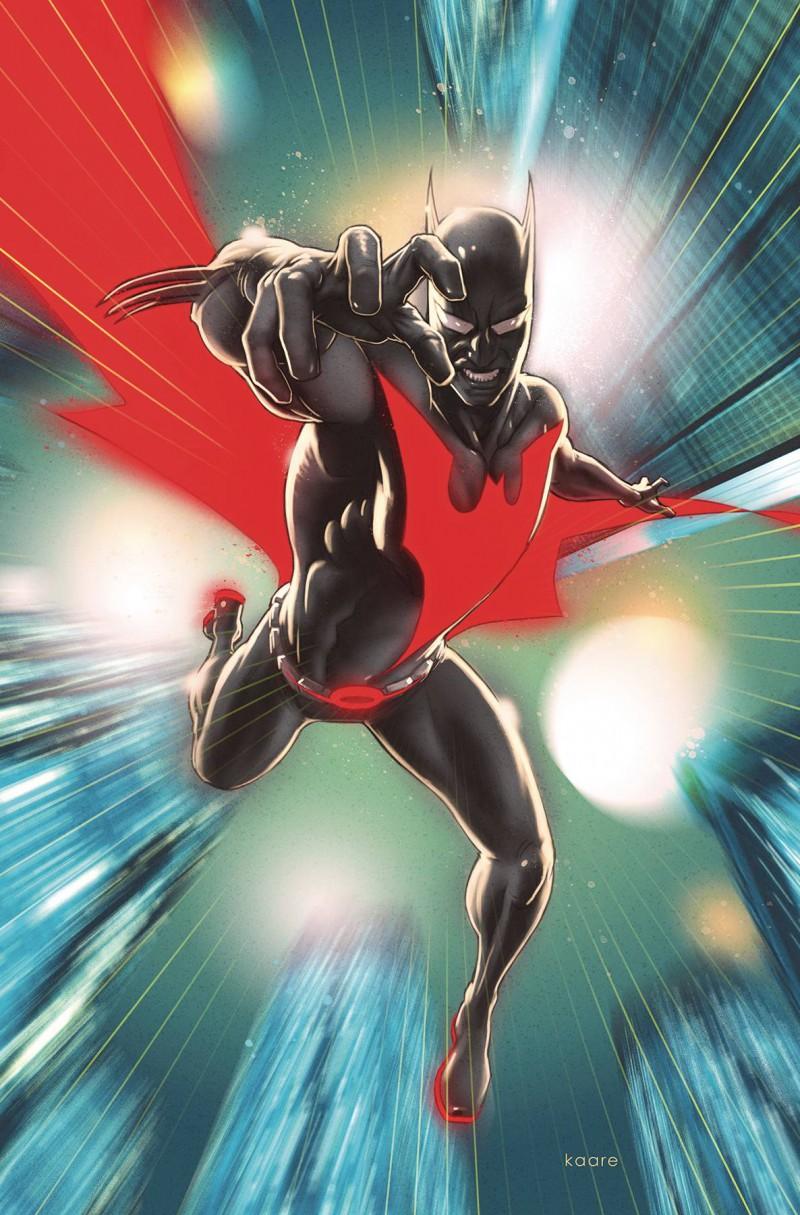 Batman Beyond  #32 CVR B