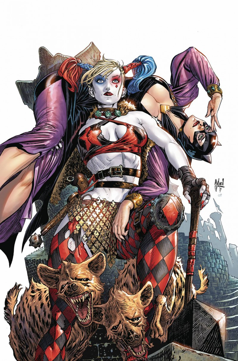 Harley Quinn  #61 CVR A