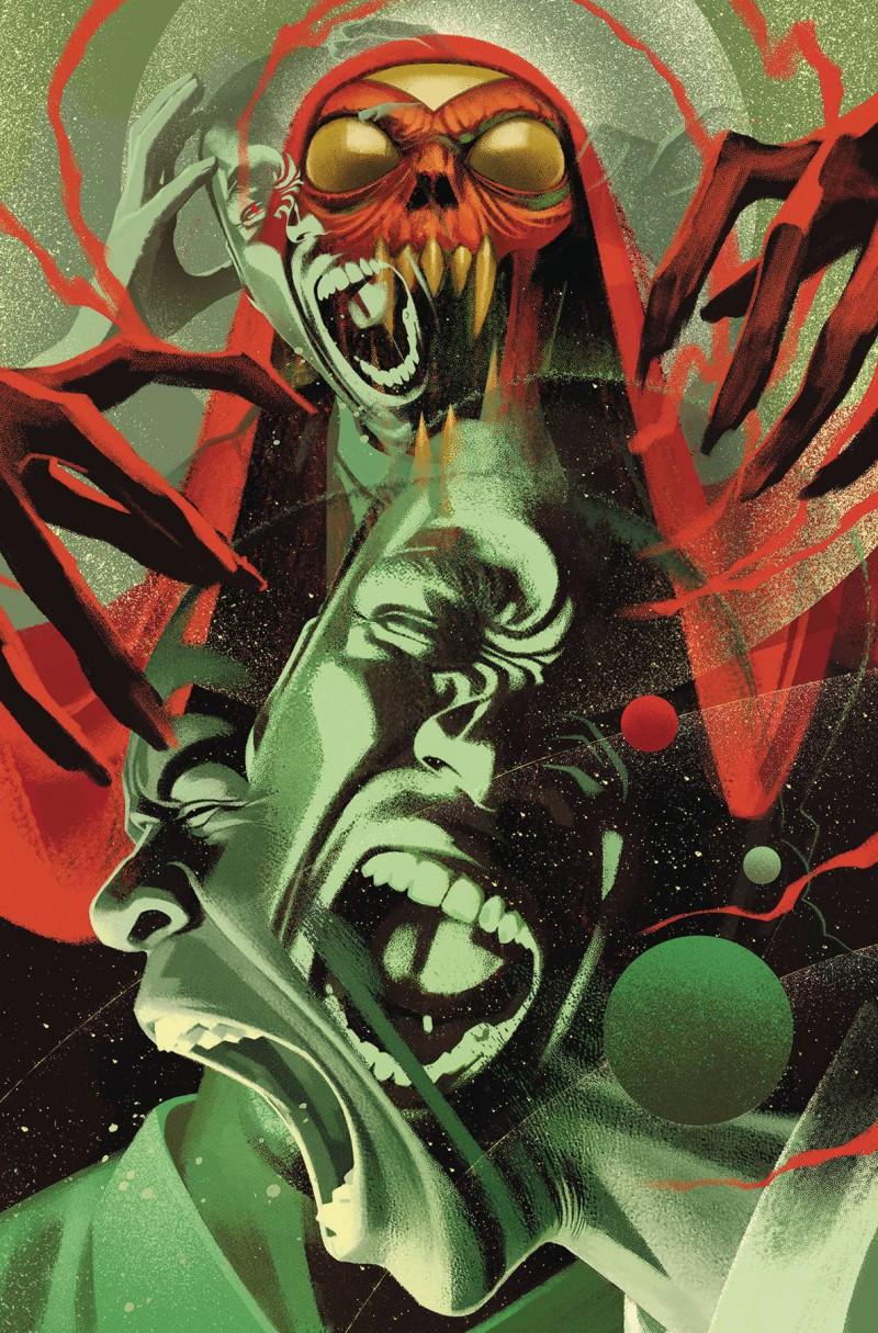 Martian Manhunter  #5 CVR B