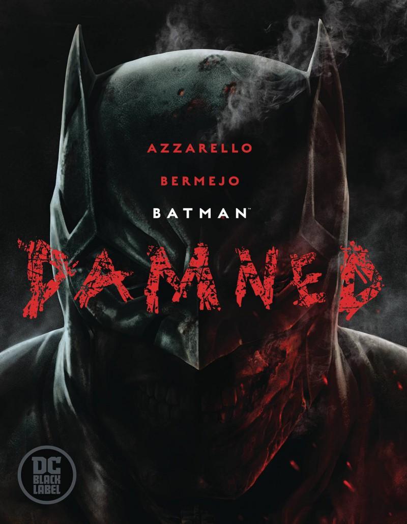 Batman HC Damned