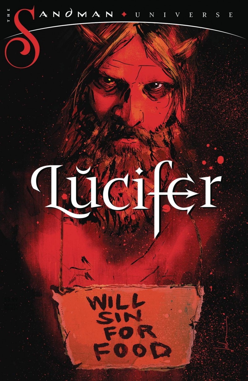 Lucifer TP 2018  the Infernal Comedy