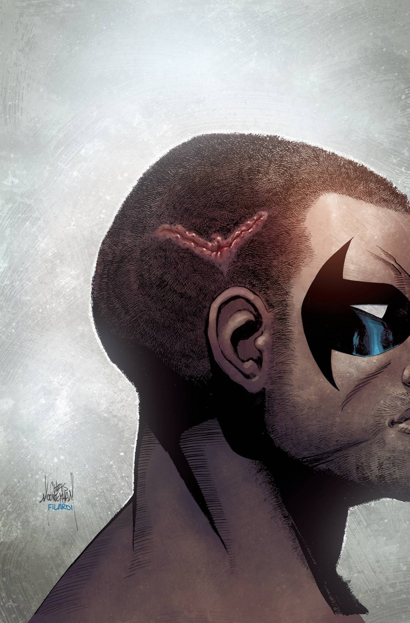 Nightwing TP Knight Terrors