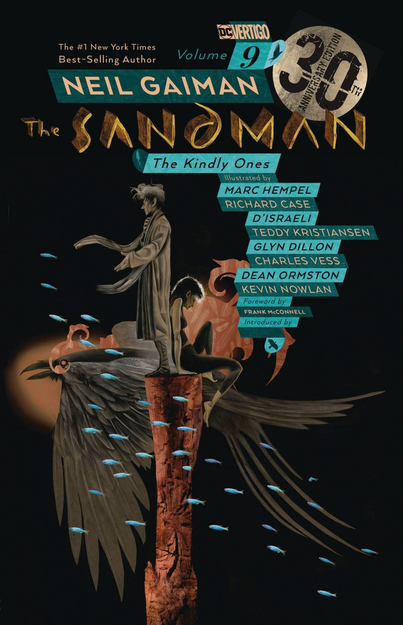 Sandman TP  the Kindly One 30th Anniv Edition