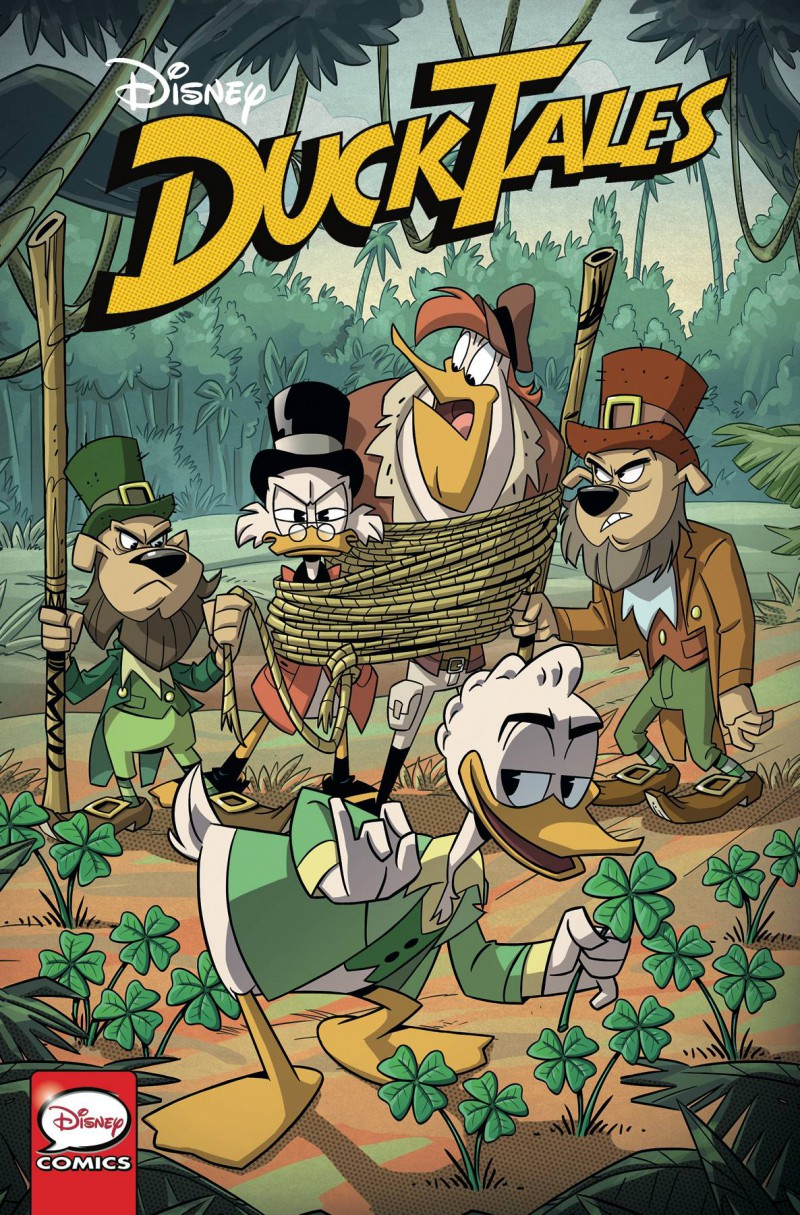 Ducktales TP  Monsters and Mayhem