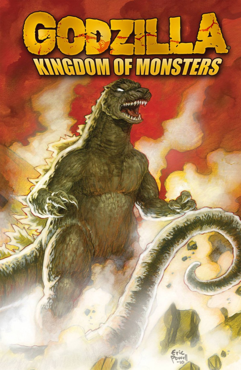 Godzilla TP Kingdom of Monsters Complete Edition