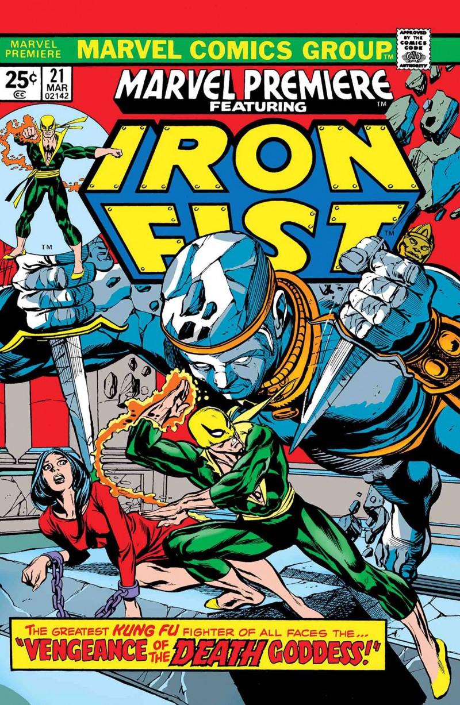 True Believers One-Shot Iron Fist Misty Knight