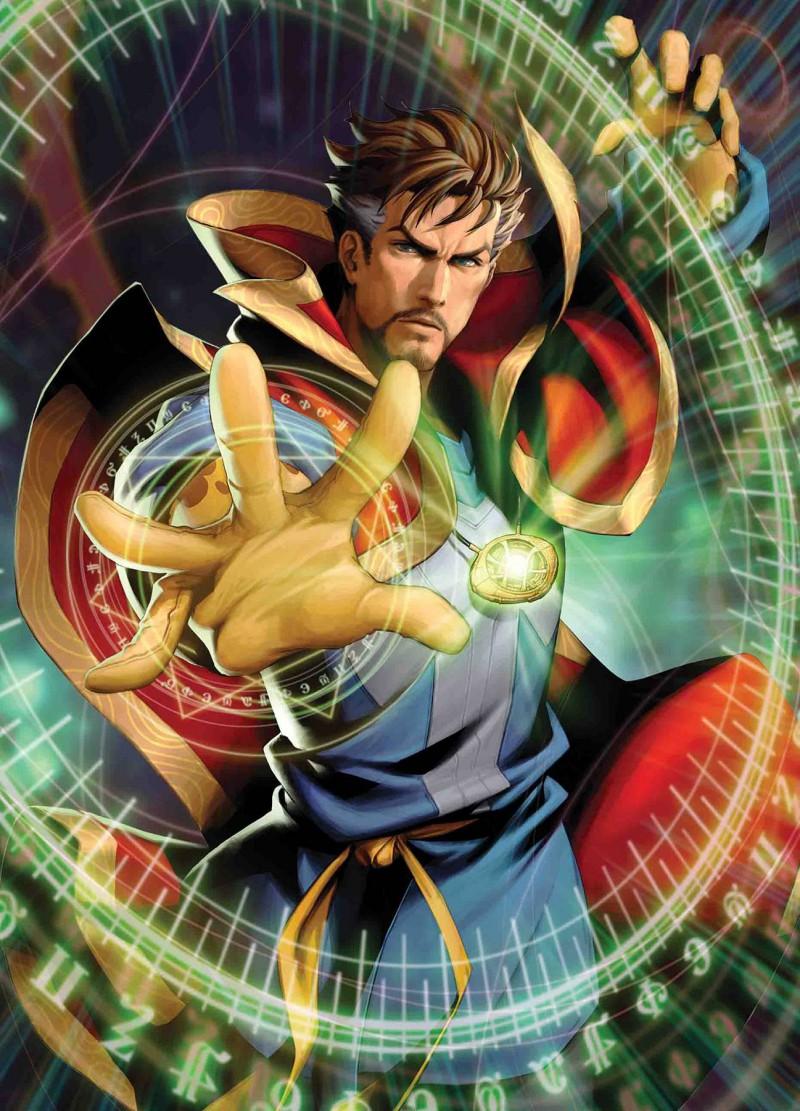 Doctor Strange  #14 Nexon Marvel Battle Lines Var