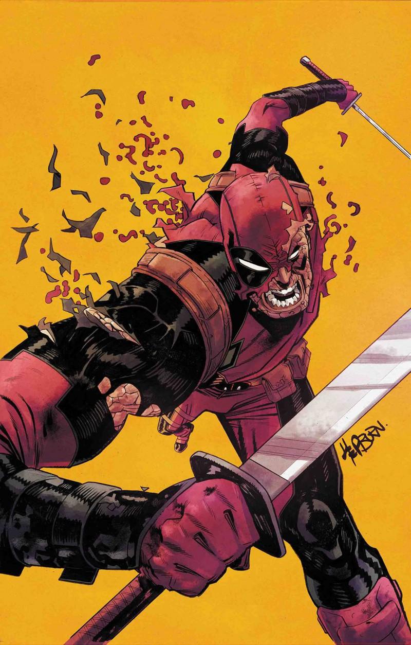Deadpool V6 #12