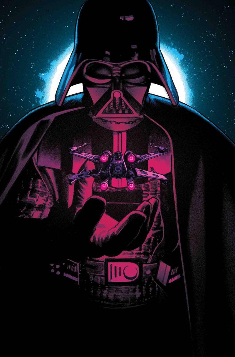 Star Wars Vader Dark Visions #4