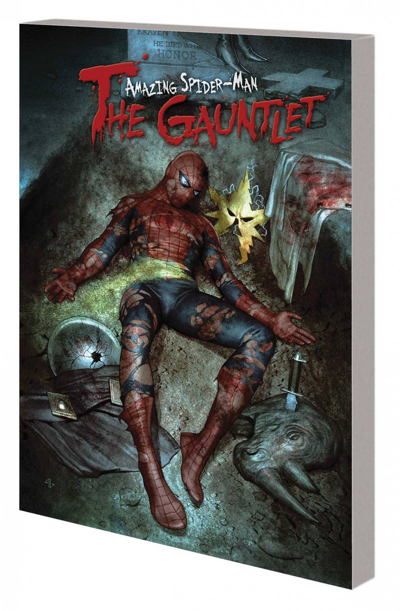Spider-Man TP Gauntlet Complete Collection