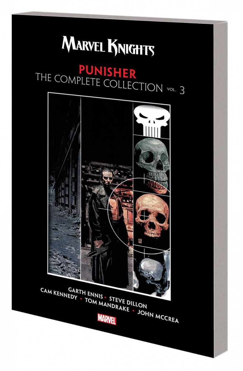 Punisher TP Marvel Knights Ennis Complete Collection