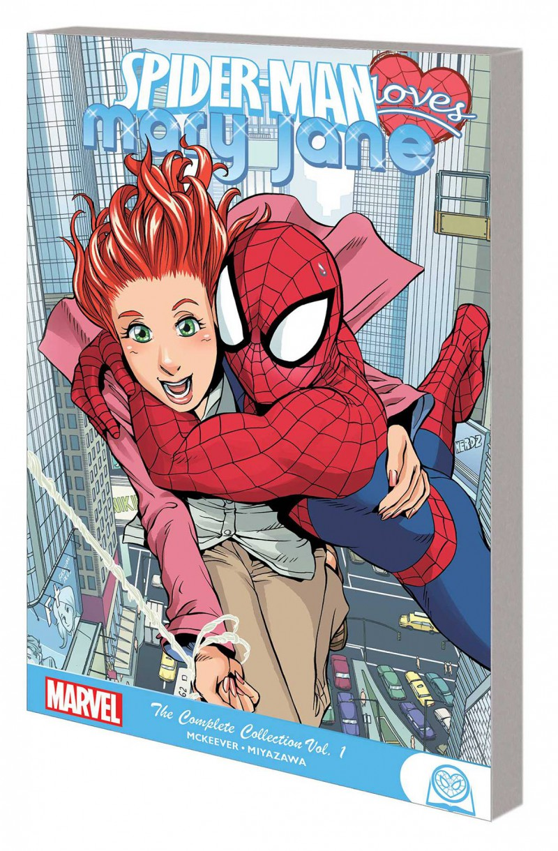 Spider-Man Loves Mary Jane TP Real Thing