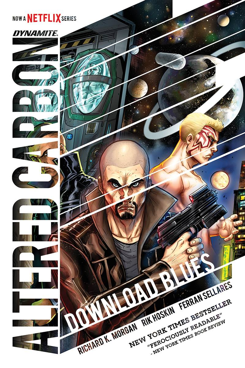 Altered Carbon HC Download Blues
