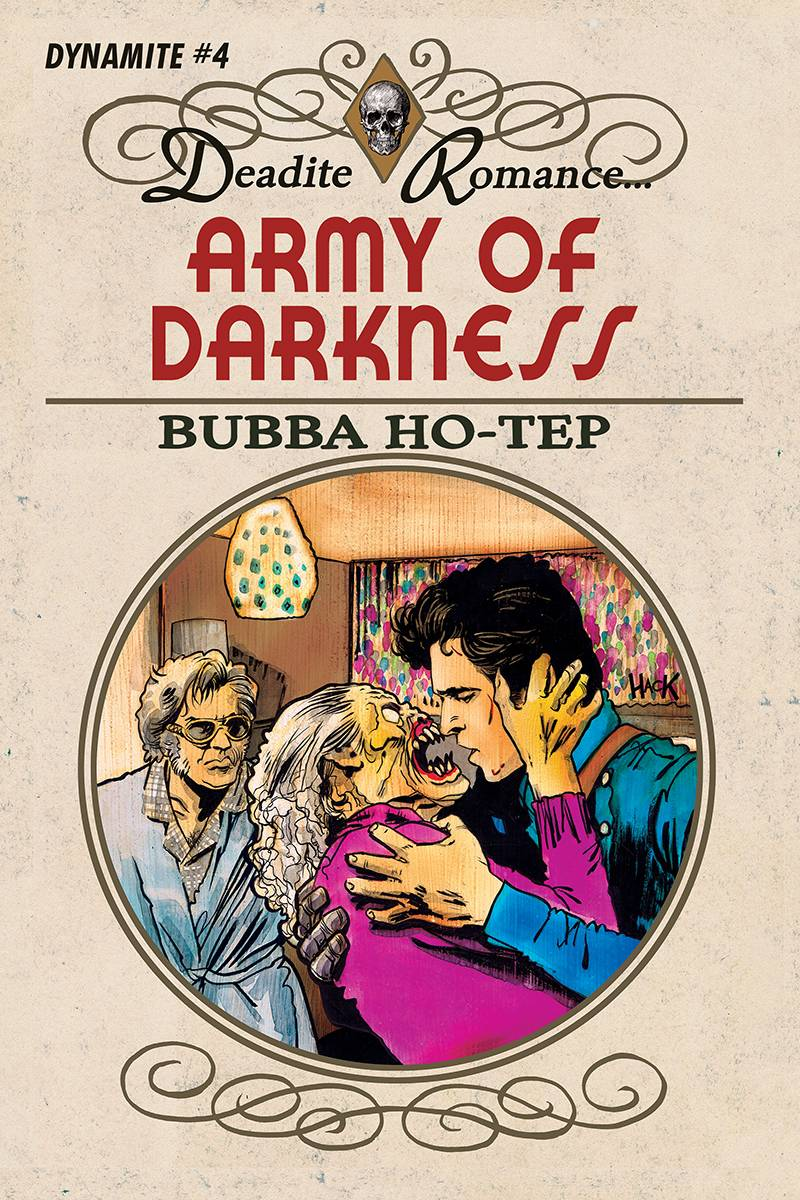 Army Of Darkness Bubba Hotep #4 CVR C Hack