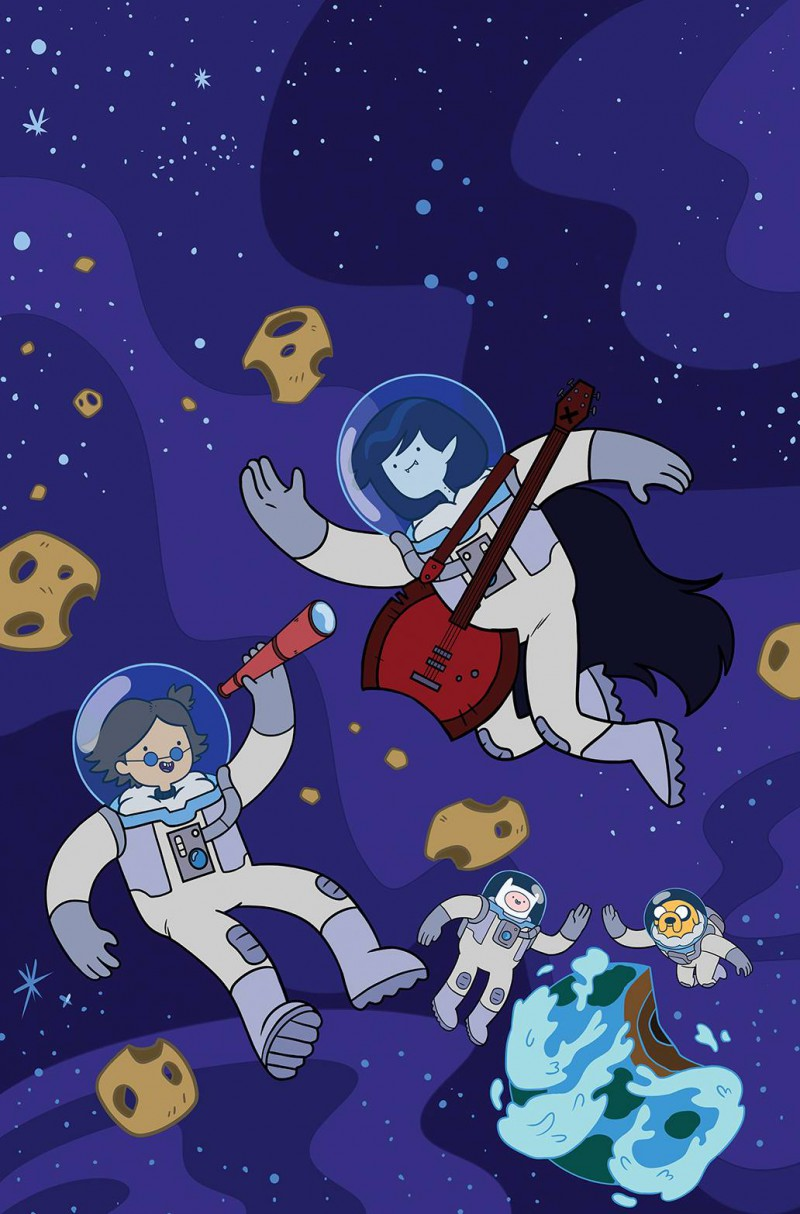 Adventure Time Marcy and Simon #5 CVR A