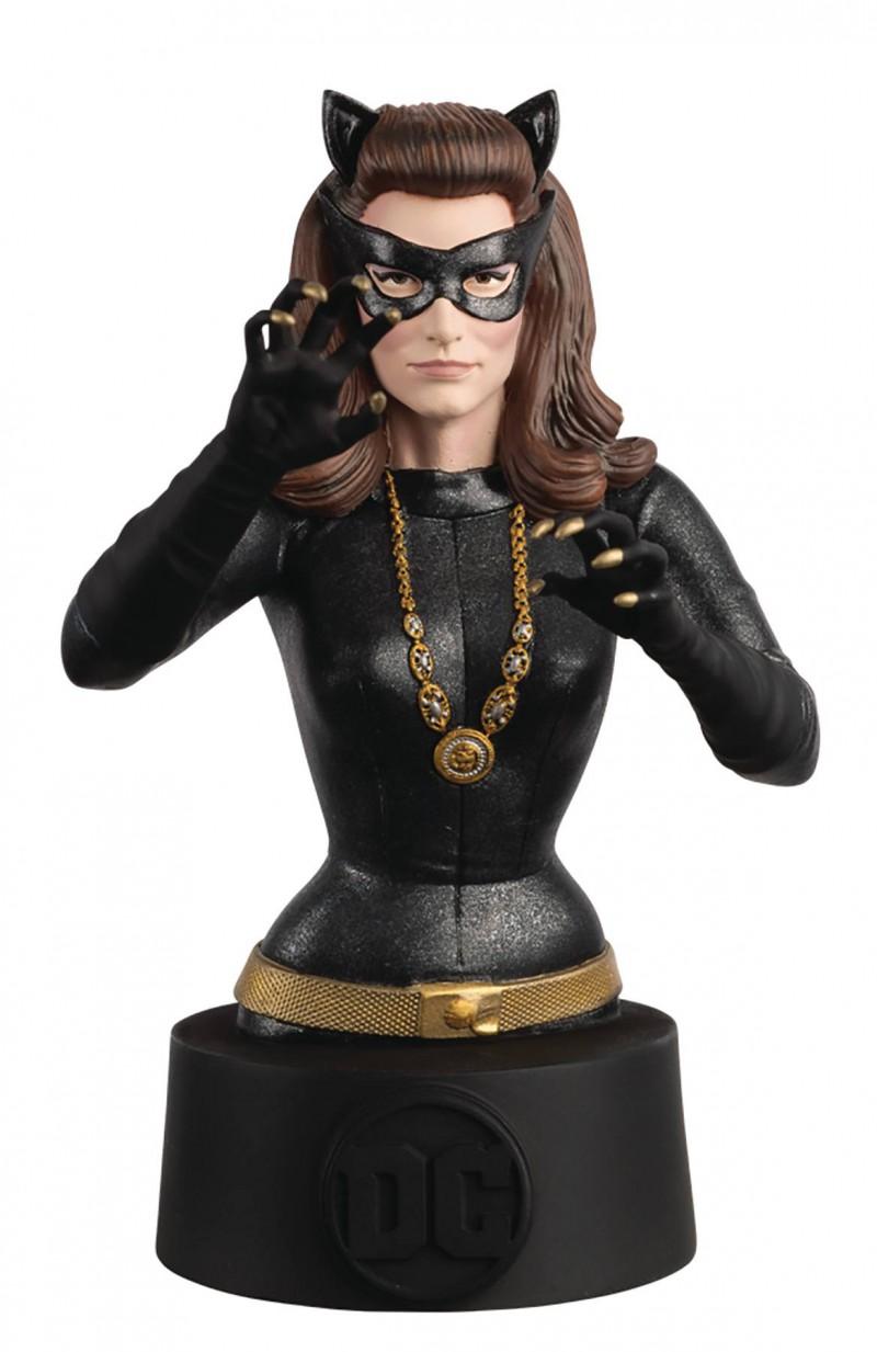 DC Statue Batman Universe Bust Collection #28 1966 Catwoman