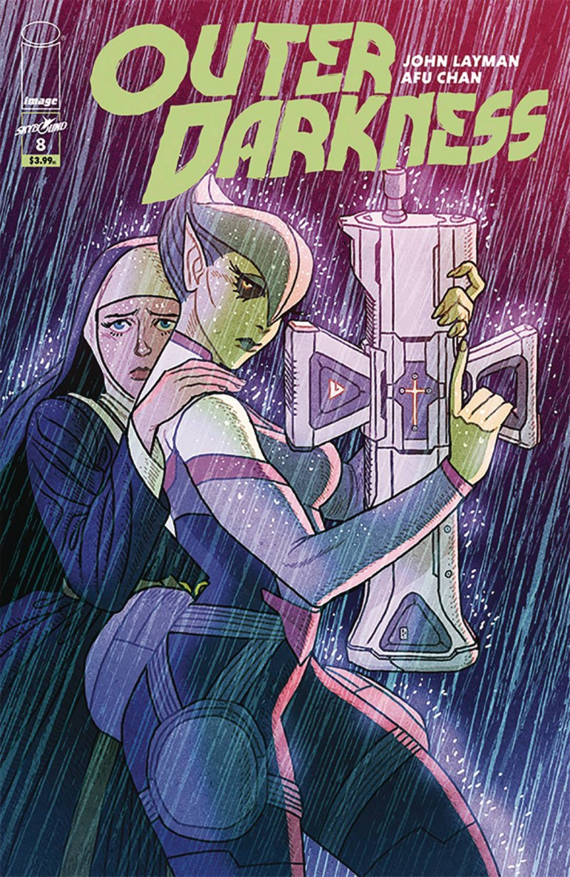 Outer Darkness #8