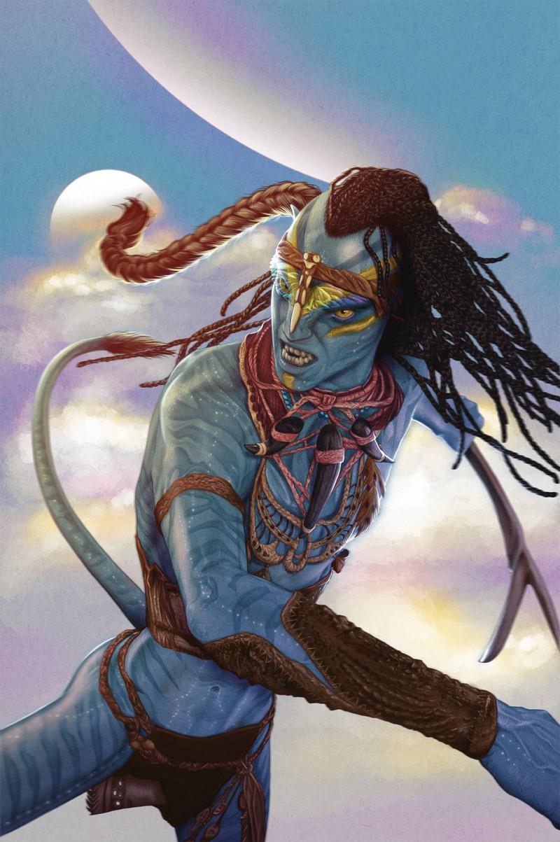 Avatar Tsu Teys Path #6 CVR B Standefer