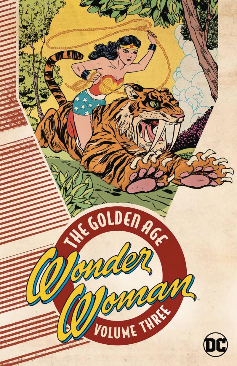 Wonder Woman TP the Golden Age