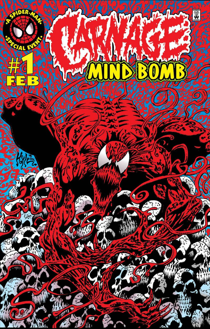 True Believers One-Shot Absolute Carnage Mind Bomb