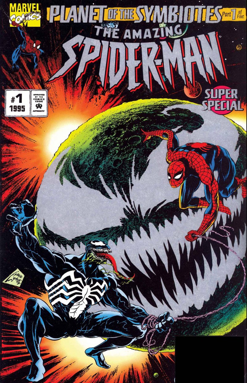 True Believers One-Shot Absolute Carnage Planet of Symbiotes