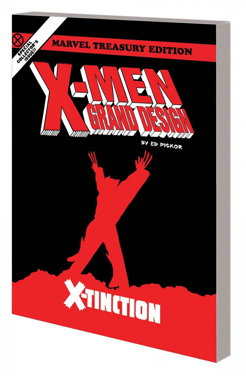 X-Men TP X-Men Grand Design X-Tinction
