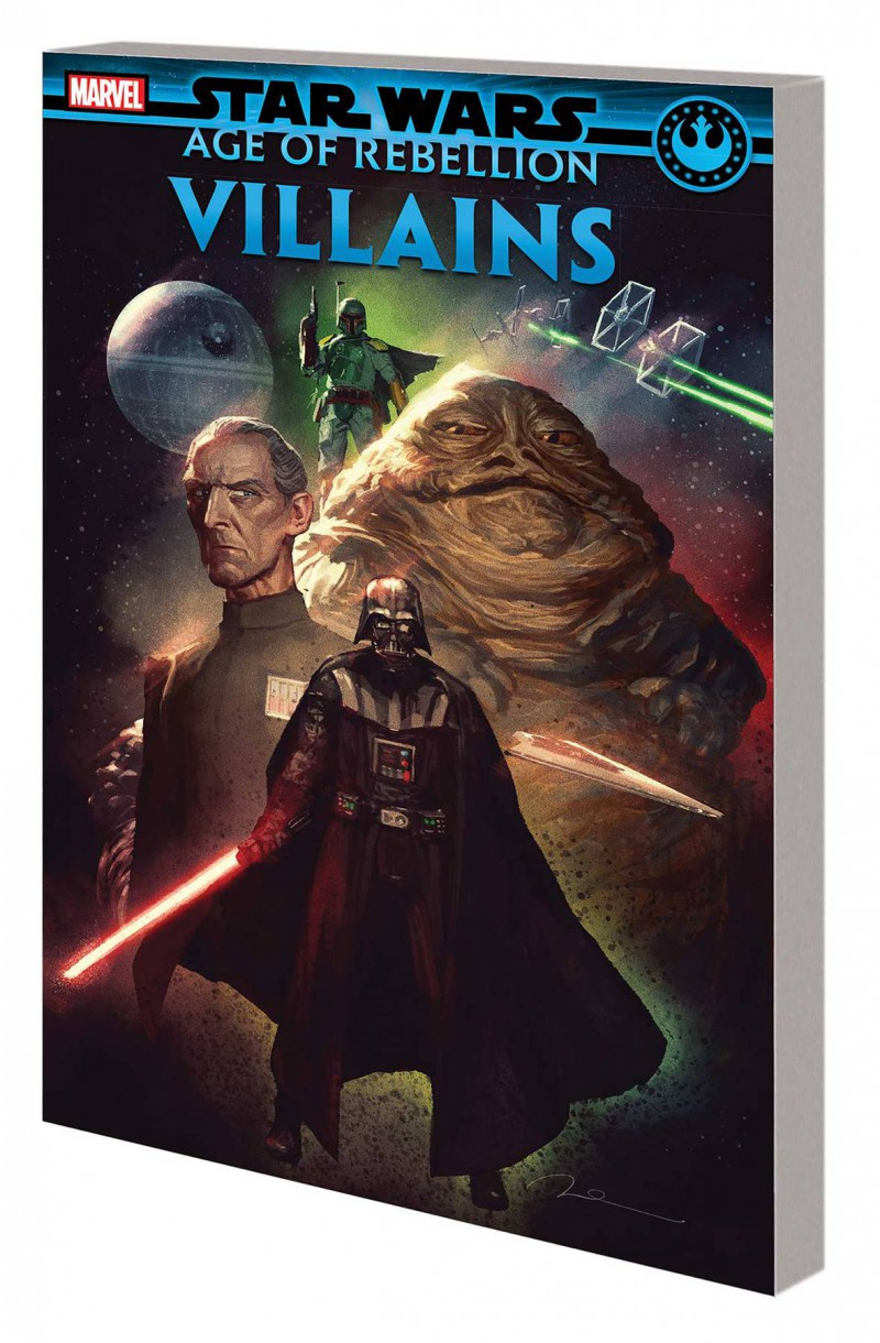 Star Wars TP Age of Rebellion Villains