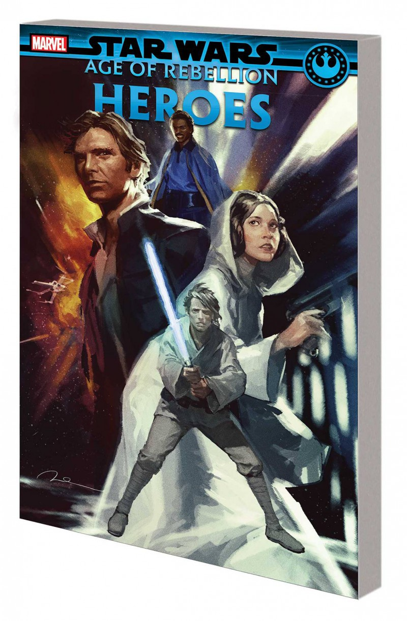 Star Wars TP Age of Rebellion Heroes