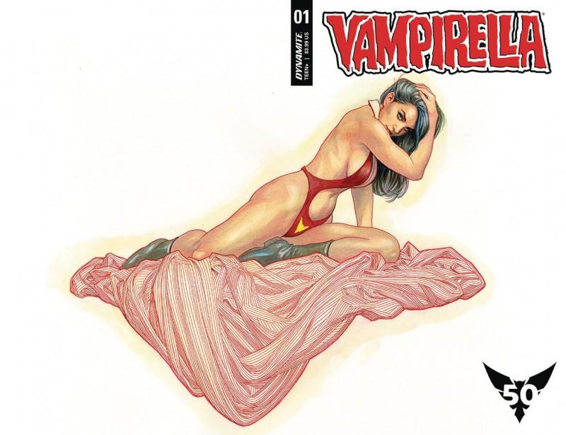 Vampirella  #1 CVR A Cho