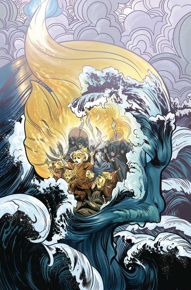 Jim Henson Beneath Dark Crystal #11 CVR A Dewey