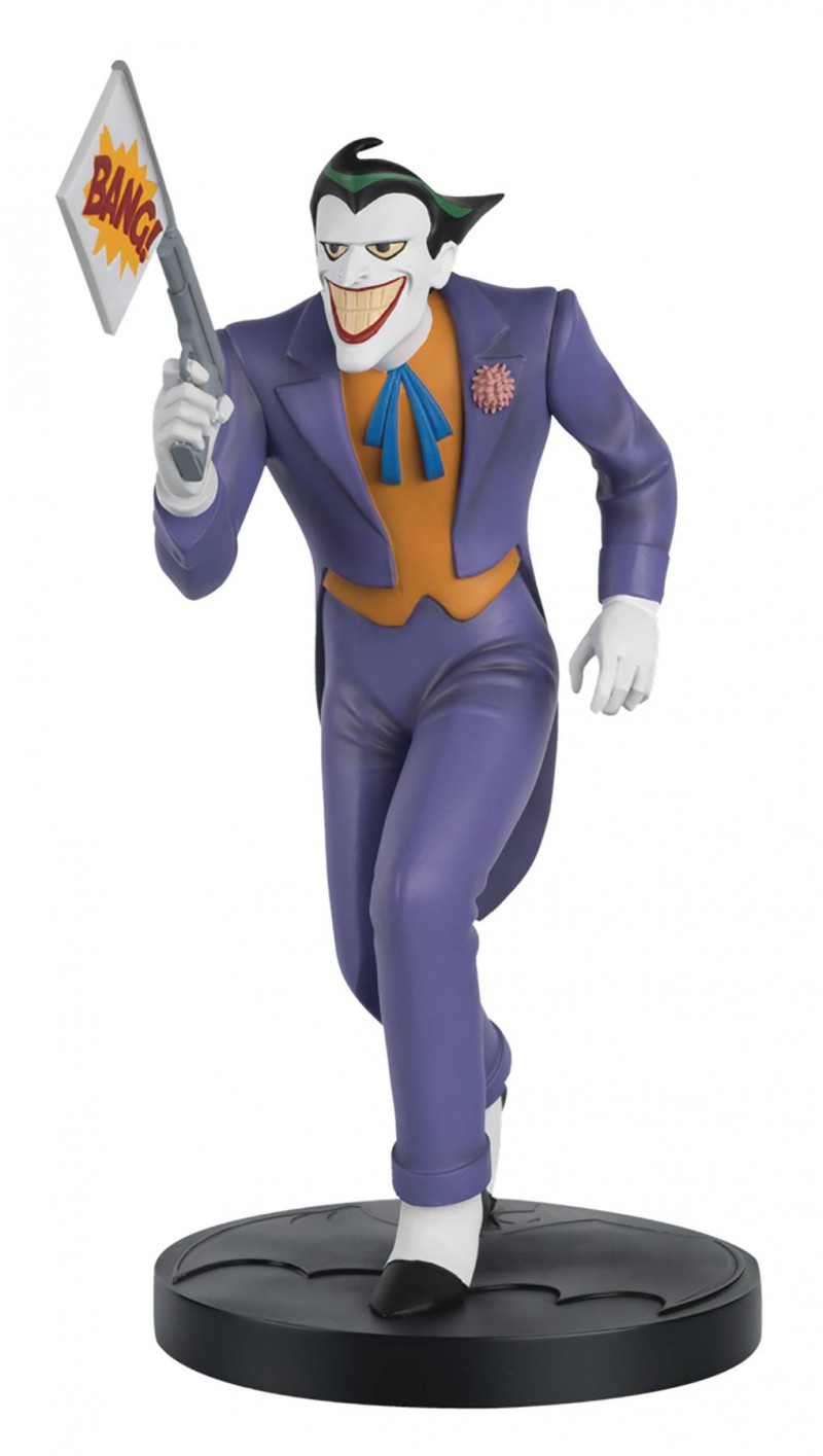 Batman TAS Figure Collection Mega Special #2 Joker